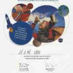 Globe diplom